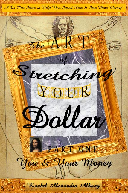 The Art of Stretching Your Dollar by Rachel Albang, Amazon Product